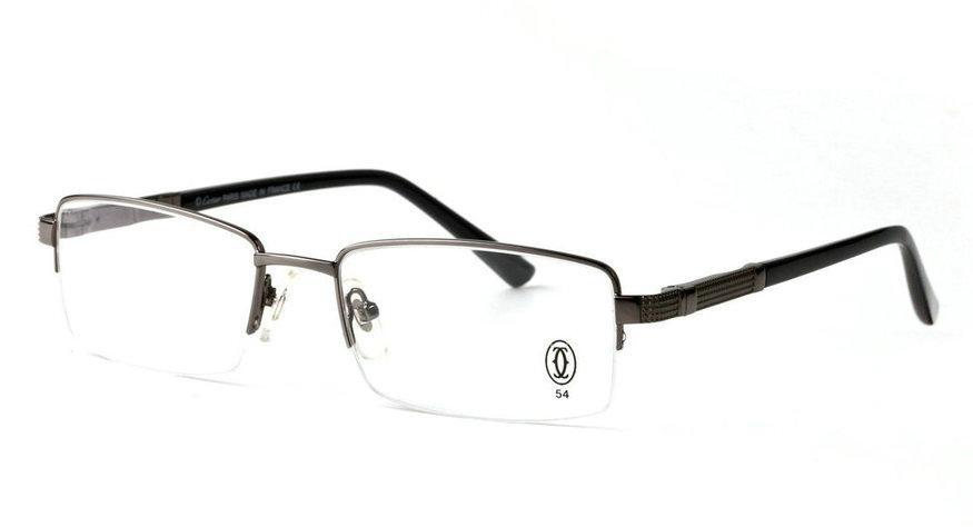 Wholesale Cheap Replica Cartier Metal Memory Plastic Glasses Frames For Sale-033