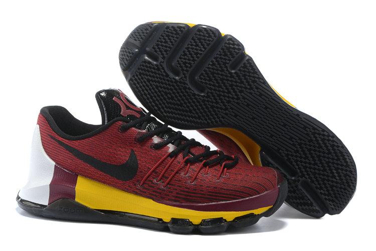 Wholesale Men's Kevin Durant KD VIII Basketball Shoes-035