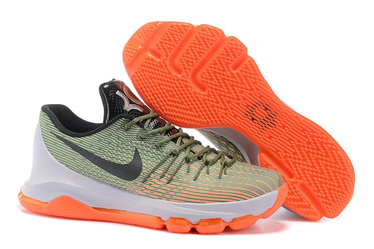 Wholesale Men's Kevin Durant KD VIII Basketball Shoes-036